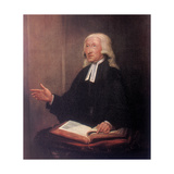 John Wesley  18th Century English Non-Conformist Preacher