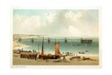 Chain Pier  Brighton  Sussex  C1889