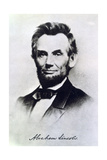 Abraham Lincoln  President of the USA  C1865