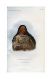 Mi-Neek-Ee-Sank-Te-Ka  the Mink  a Mandan Girl  1848