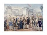 Buckingham Palace  London  1839