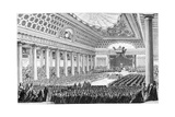 Opening of the Estates General  Versailles  1789