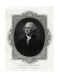 George Washington  First President of United States  1877