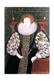 Elizabeth I  Queen of England and Ireland  1558-1603