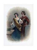 Florizel and Perdita  1891