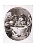 The Alderman's Dinner  1775