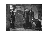 Last Moments of the Emperor Maximilian  1867  (Late 19th Centur)