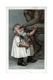 He Thinks in Marble  Jehu Junior  1904