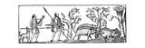 Swine Hunting  9th Century