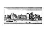 Lambeth Palace  London  1647