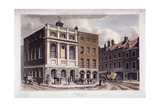 Borough High Street  Southwark  London  1815