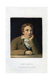 John Keats  English Poet  19th Century