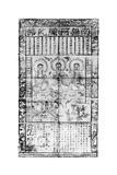 Chinese Buddhist Prayer Sheet  1926