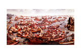 Battle of Lepanto  October 1571