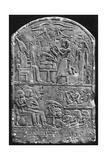 A Tombstone of Amennebi  C1550 BC