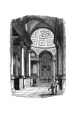 St Stephen's Church  Walbrook  London  1833