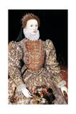 Elizabeth I  Queen of England and Ireland  C1588