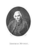 Thomas Mudge  English Horologist  1795