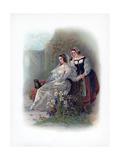 Olivia and Maria  1891