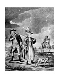 The Sporting Lady  1776
