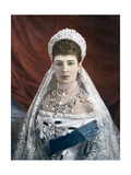 Princess Marie Sophie Frederikke Dagmar  Dowager Empress of Russia  Late 19th-Early 20th Century
