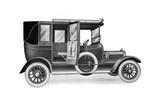 A 25 HP Talbot Limousine Landaulette  1912