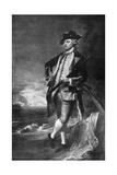 Augustus John Hervey  3rd Earl of Bristol  C1760s