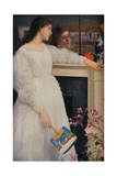 Symphony in White  No 2: the Little White Girl  (1864-6)  1937