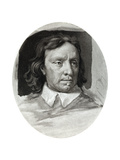 Oliver Cromwell  English Military Leader and Politician 1657