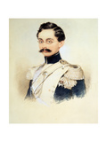 Portrait of Adolphe I  Duke of Nassau  Grand Duke of Luxembourg (1817-190)  1840S
