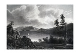 Lake George  New York  1855