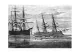 The Wreck of HMS Vanguard  19th Century