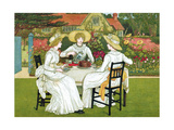 Afternoon Tea  1886