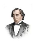 Benjamin Disraeli  19th Century English Statesman and Literary Figure