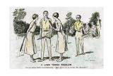 A Lawn Tennis Problem  1923
