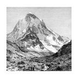 Mount Moira  India  1895