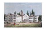 Smallpox Hospital  Highgate  London  C1871