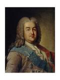 Portrait of Prince Alexey Mikhailovich Cherkassky  1760S