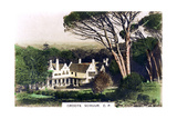 Groote Schuur House  Cape Town  South Africa  C1920S