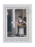A Bill of the Play  Cries of London  1804