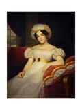 Portrait of Princess Natalya Stepanovna Golitsyna  Née Countess Apraksina (1794-189)  1824