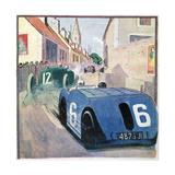 French Grand Prix  Circuit De Touraine  Tours  France  1923
