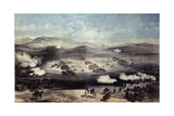 The Battle of Balaclava on October 25  1854
