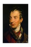 Portrait of Klemens Wenzel  Prince Von Metternich  (1773-185)  1814-1819
