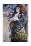 Carmencita (Portrait of Charlotte Berend-Corinth in Spanish Dres)