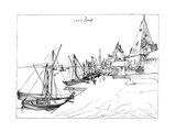 Port of Antwerp in 1520