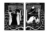 The Four Queens and Lancelot  1893-1894