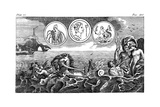 Roman God Neptune  18th Century