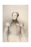 Portrait of Emperor Alexander I (1777-182)  1818