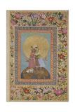 Jahangir's Dream Abbas I  Shah of Persia and Jahangir  Emperor of India  C 1620